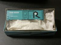 Athearn/Bev-Bel HO Scale 40 Foot Rock Island The Rock Box Car Kit