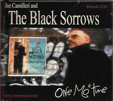 THE BLACK SORROWS One Mo Time | CD mit Buch | Neuware JOE CAMILLERI