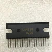 1PCS  LA4718 SIP-18  new