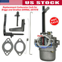 Replacement Carburetor Carb for Briggs and Stratton 699966, 697978 US Stock