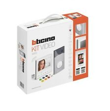 BTICINO 363911 KIT VIDEOCITOFONIA BTICINO MONOFAMILIARE CLASSE 300 X13E Wi-Fi