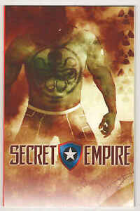 SECRET EMPIRE n°1 - variant Sorrentino - Panini