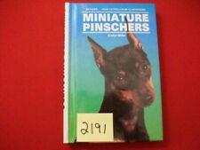 Miniature Pinschers by Evelyn Miller