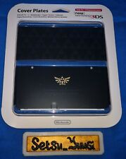 COVER PLATES FACEPLATE NEW NINTENDO 3DS LEGEND OF ZELDA TRIFORCE NEUF NEW