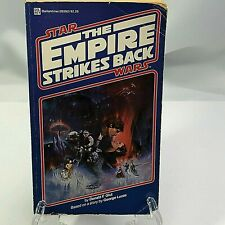 Star Wars The Empire Strikes Back George Lucas Science Fiction 80s