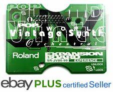 Roland Experience I Expansion Board SR JV 80-99 OVP  + GEWÄHR