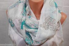 Markenlose Damen-Schals & -Tücher aus Viskose/Rayon Bunte