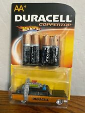 HOT WHEELS GHOSTBUSTERS ECTO-1 Custom Duracell Real Riders Limited Edition Toy