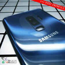 Genuine Original Samsung Galaxy S9+ Plus Rear Battery Door Back Cover - BLUE