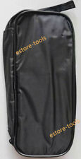 Us Zipper Soft Carrying Case Bag For Clamp Multimeters F302 F303 F305 F362