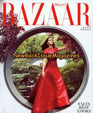 Bazaar Subscriber Cover 10/14,Katy Perry,October 2014,NEW
