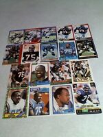 *****Chris Hinton*****  Lot of 125+ cards.....40 DIFFERENT / Football