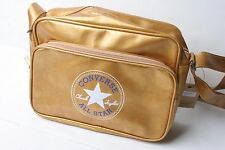 Converse Small Pocketed Reporter Retro Bag (Gold)