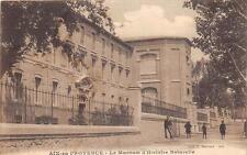 CPA 13 AIX EN PROVENCE LE MUSEUM D'HISTOIRE NATURELLE