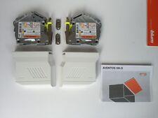 Blum Aventos Hk-s 20KC00 400*1000 Blumotion cierre suave blanco