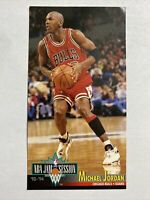 1992-93 Michael Jordan Fleer Ultra NBA Jam Session #216