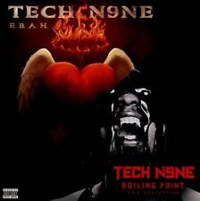 TECH N9NE - E.B.A.H. & BOILING POINT THE EP SERIES - 2CD - NEW