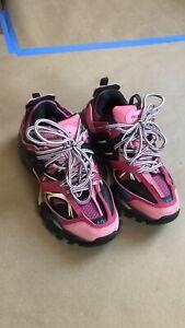 balenciaga track sneakers women 40