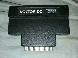 1984/85 Commodore 64 Doctor DX  Software (T)