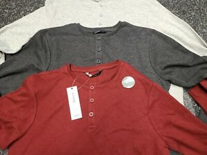 Three Boys George Long Sleeved Jersey Tops Aged 13-14 Years New