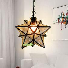 Stars Pendant Light for home Suspension Hanging Lamp Chandelier Indoor Lighting