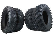 Yamaha YFM 660 Grizzly 2002-2010 MASSFX MS 25 ATV Tires 25x8-12 25x10-12 4 Set