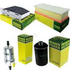 Mann-filter Set Skoda Octavia Combi 1Z5 1.8 TSI 2.0 Rs 5L 4x4