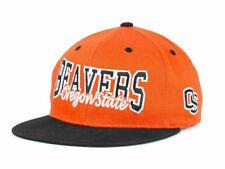 Oregon State Beavers Tow Under Pressure Ncaa Adjustable Snapback Cap Hat