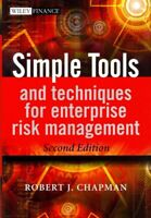 Simple Tools and Techniques for Enterprise Risk Management, Hardcover by Chap...