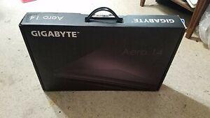 """Gigabyte Aero 14"""" 14Wv7-BK4 Laptop I7-7700HQ GTX 1060 6GB 24 Gigs ram"""