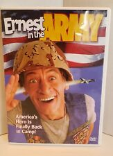 Ernest in the Army (DVD, 2002) Jim Varney B243