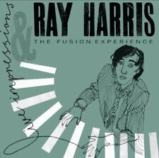 RAY HARRIS & THE FUSION EXPERIENCE-LIVE IMPRESSIONS-JAPAN CD F30
