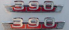 67 68 69 FORD FAIRLANE TORINO COMET NOS 390 FENDER EMBLEMS 69 COUGAR