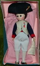 "Vintage Madame Alexander 11"" Doll Napoleon 1330 Portraits of History in Box"