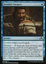 Invasive Surgery FOIL   Presque comme neuf   Shadows Over Innistrad   magic mtg