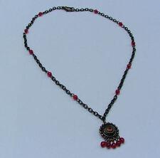Enamel Copper Costume Jewellery