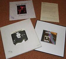 Reed, Lou Transformer HMV Box-Set CD Limited Edition No. 1152