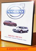 VOLVO - VIDA VADIS Service Shop Repair Manual Parts Catalog Wiring Diagrams DVD