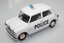 Vitesse 1:43 Scale MORRIS MINI POLICE CAR - LOOSE