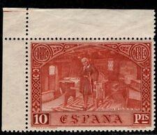 España 1930. Descubrimiento de America. Variedad Ed 558cc. MNH. **.