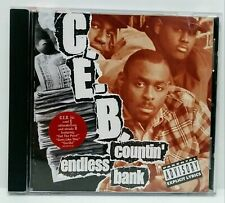 C. E. B. - Countin' Endless Bank - CD