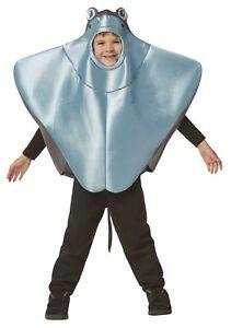 Stingray Ocean Sea Animal Child Costume Sea Tunic Halloween Rasta Imposta