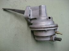 New 4907 Fuel Pump 70 71 Ford 429cj Cobra Jet Mechanical Nors