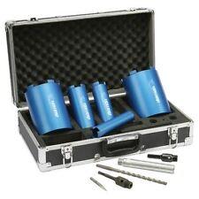 Makita P-74712 Diamak 10 Piece Dry Diamond Core Drill Set (CLEARANCE)