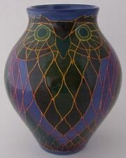 Contemporary Original Decorative Art Pottery Vases