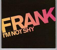(EA64) Frank, I'm Not Shy - 2006 DJ CD