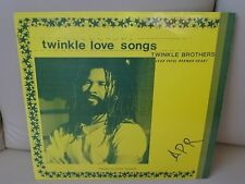 "Twinkle Love Songs by the Twinkle Brothers, 12"" LP"