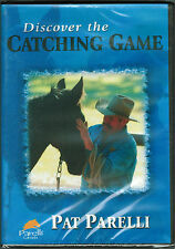 Pat Parelli - Discover the Catching Game - Brand New DVD