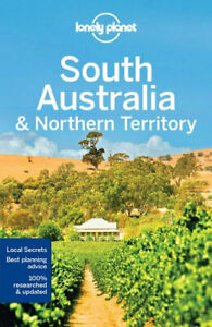 NEW South Australia & Northern Territory By Lonely Planet Travel Guide Paperback