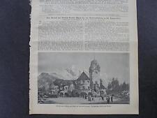 1903 baugewerkszeitung 33/EXPOSITION UNIVERSELLE St Louis FA Boswau Knauer Berlin
